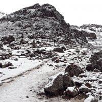 снег в африке :: сергей агаев
