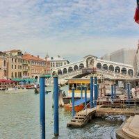 Венеция,мост Риальто :: ирина )))