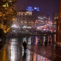 Ночная Москва :: Елена Новгородцева