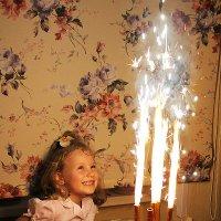 день рождения :: Анна Бушуева