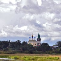 Ивановская область, старинная церковь :: Елена Грибакина
