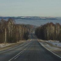 Дорога домой :: Евгений Лавров