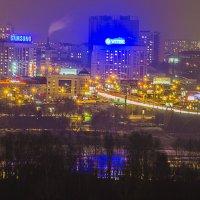Вид из окна :: Аркадий Медников