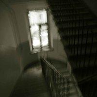 лестница. :: сергей лебедев