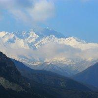 Снежные вершины :: Mika Meier