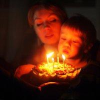 Birthday Pie :: Игорь Чекалин