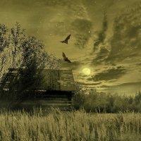 Крылами приближая темноту :: Александр | Матвей БЕЛЫЙ