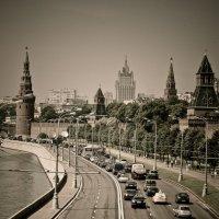 Московские прогулки :: Olga Starshova