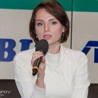 Конференция День корпоративной мобильности :: Ирина Архипова