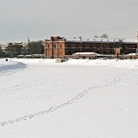 Снежное поле :: Valerii Ivanov