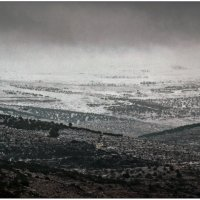 Иудея и Самария( Йегуда и Шомрон ) -Израиль-Снег :: Shmual Hava Retro