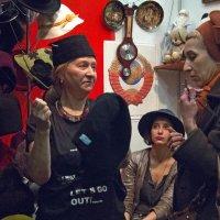 Любительницы шляпок :: Елена Жукова