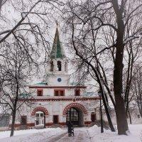 Зима в Коломенском :: Ирина Рассветная