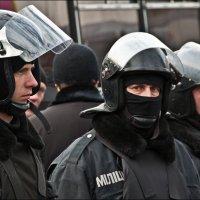 За периметром киевского Майдана :: Юрий Матвеев
