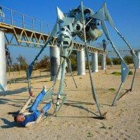 борьба с железным монстром :: Андрей Козлов