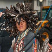 Эквадорские индейцы :: Viktoria Intrada