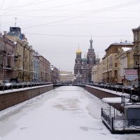 Канал Грибоедова :: vadim