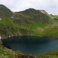 Озеро Глубокое (Голубое) :: Михаил Баевский