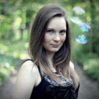 Улыбка :: Марина Кулымова