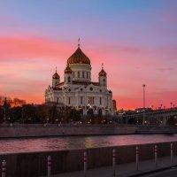 Храм Христа Спасителя :: Сергей Федин