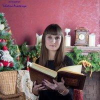 Девушка с книгой :: Анастасия Володина