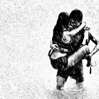 Тайфун. :: Эдуард Закружный