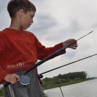 На рыбалке :: Наталия Ермакова