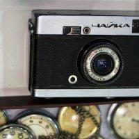 Фотоаппарат Чайка 1965 год :: Евгений Сазонов