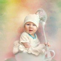 когда я был маленьким... :: Анастасия Аникеева