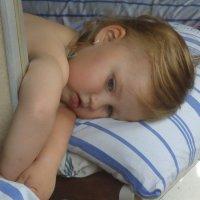мама спит, она устала... ну, и я играть не стала :: Svetlana Plasentsiia