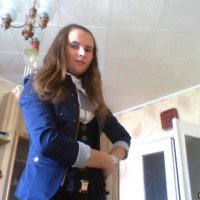 Я после школы :: Наталья Анисеня