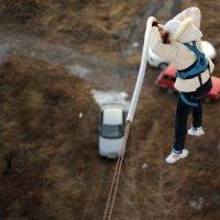 Первый прыг :: Дмитрий Арсеньев