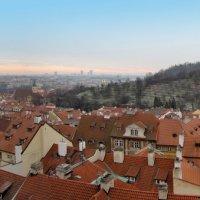 Панорама Праги :: Андрей Качин