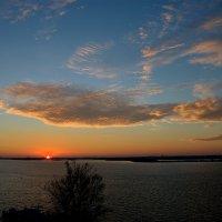перистые облака восхода :: Андрей ЕВСЕЕВ