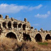 Древний город. г.Сиде  Турция :: Александр Смольников