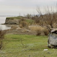 с видом на реку :: Андрей ЕВСЕЕВ