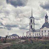 Храм влм. Димитрия Солунского, г. Задонск :: Дарья Казбанова