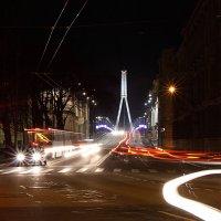 выдержка ночью :: Galina Solonova