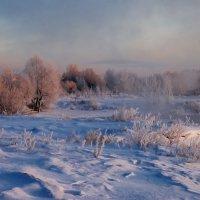 декабрьский рассвет :: sergej-smv