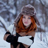 Холод :: Александр Устюгов