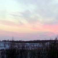 на закате... :: Олег Петрушов