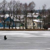 Зимняя рыбалка. :: Анатолий Сидоренков