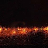 капли на окне :: Елена Чайкова
