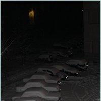 Ночь, улица, фонарь ... :: Юрий Герасименко