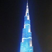 Самое высокое здание в мире-Бурдж Халифа :: Рустам Илалов