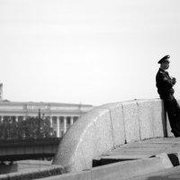 на страже города. :: сергей лебедев