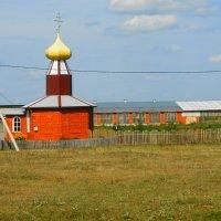 поменял крышу :: Равиль Хакимов