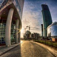 Провожая солнце :: Алексей Соминский