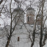Суздаль зимой :: Светлана Воронкова