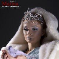 снежная королева :: Marina Abdrakhmanova